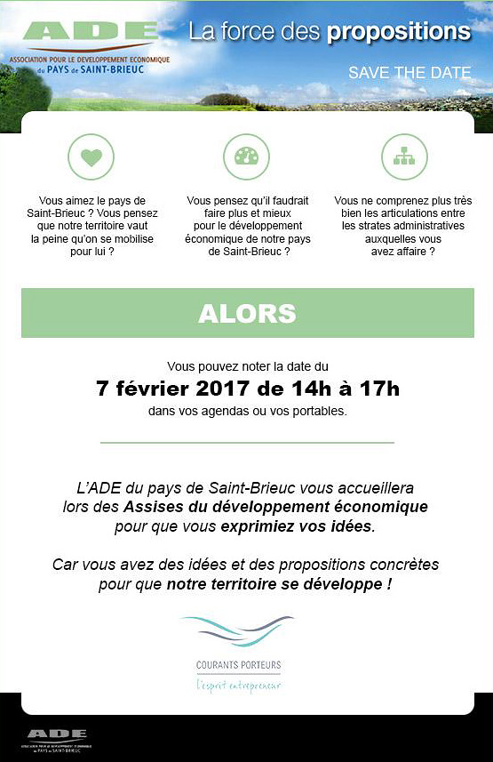 ADE - Assises Dév Eco - Save the date