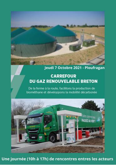 Carrefour du gaz renouvelable breton<br>